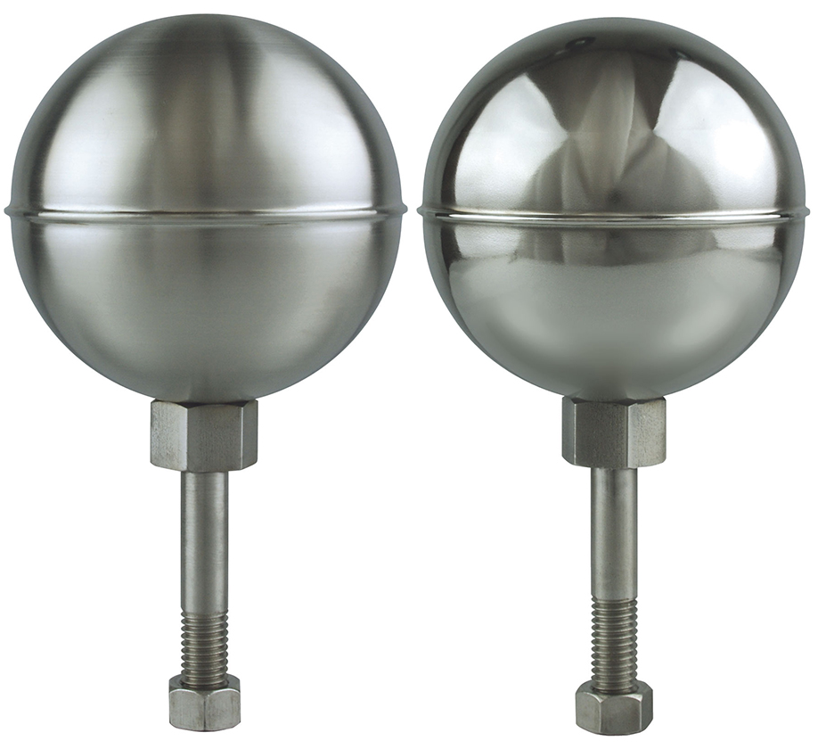 Stainless steel ornaments - Outdoor Flagpole Ornaments Are Made From High Quality Aluminum Or Stainless Steel Material