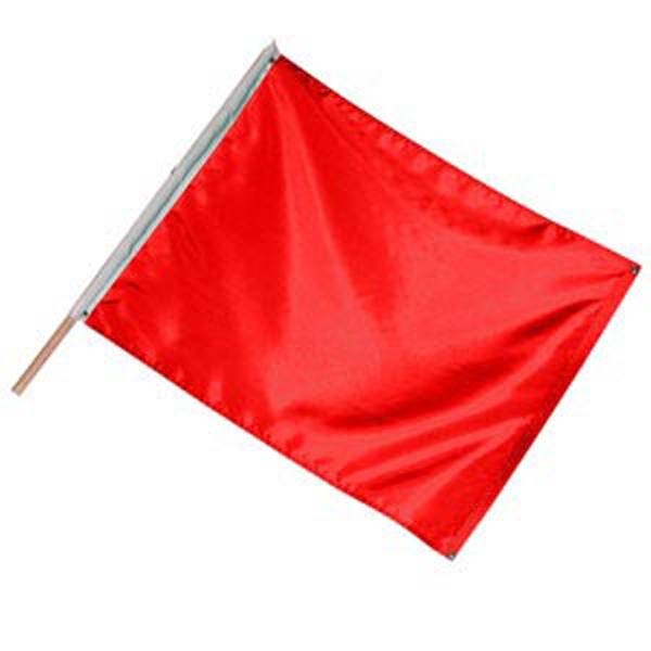 Stop Auto Racing Flags