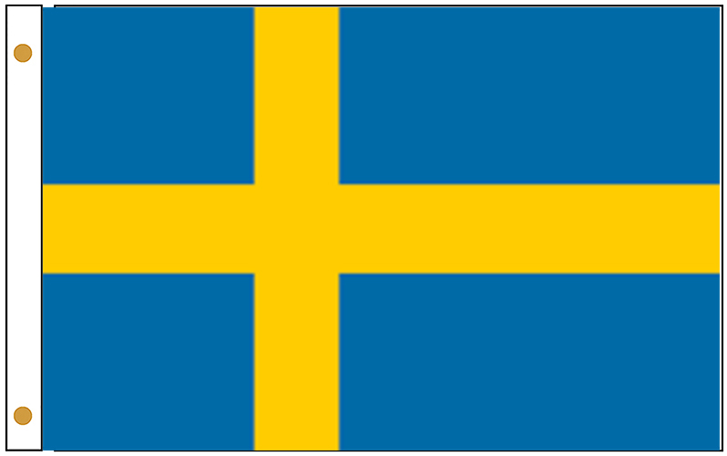 Sweden Flags