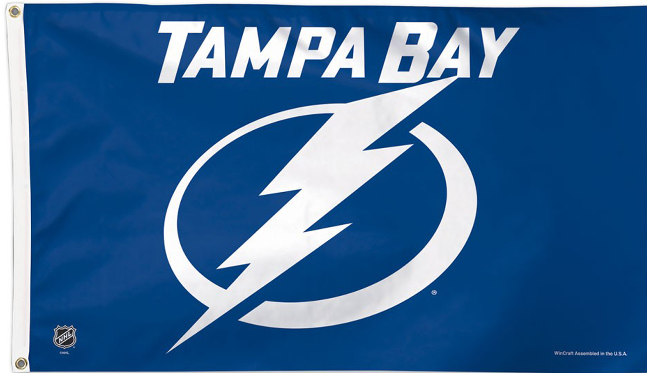 Tampa Bay Lightning Flags