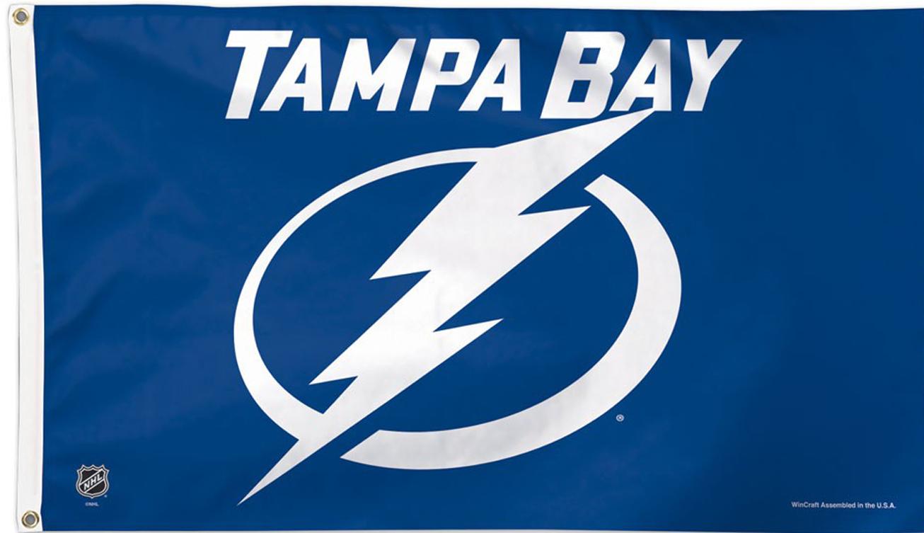 Tampa Bay Lightning Flags