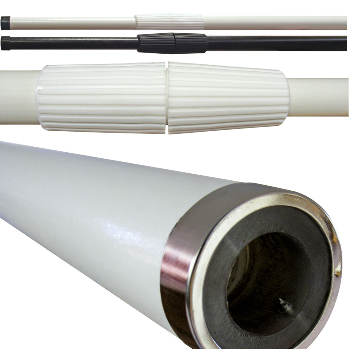 Telescoping Flagpoles