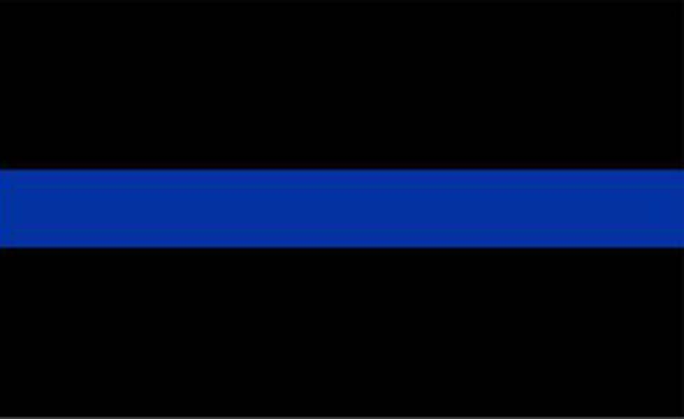 Thin Blue Line Flags