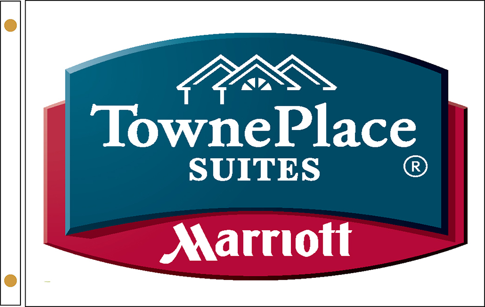 TownePlace Suites Hotel Flags
