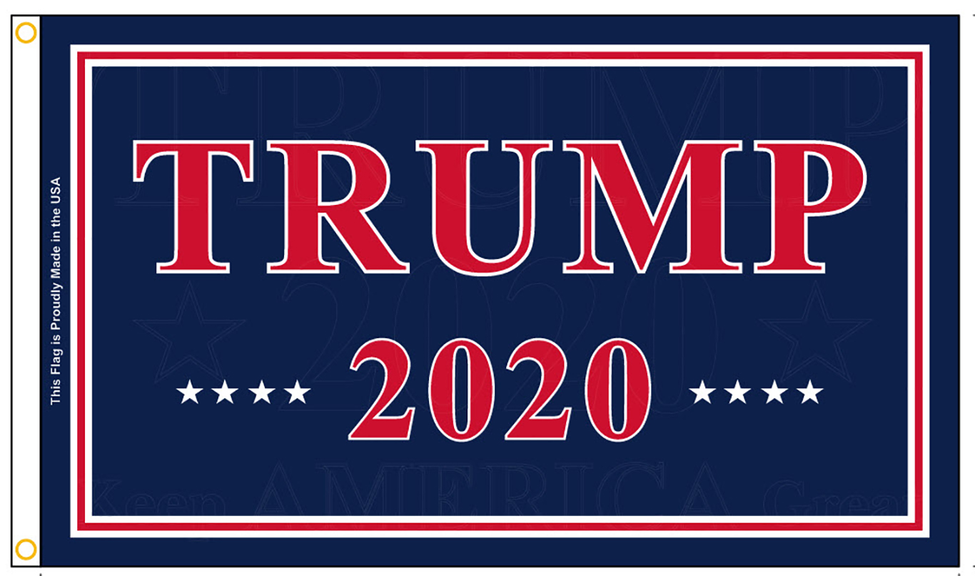 Trump 2020 Flags