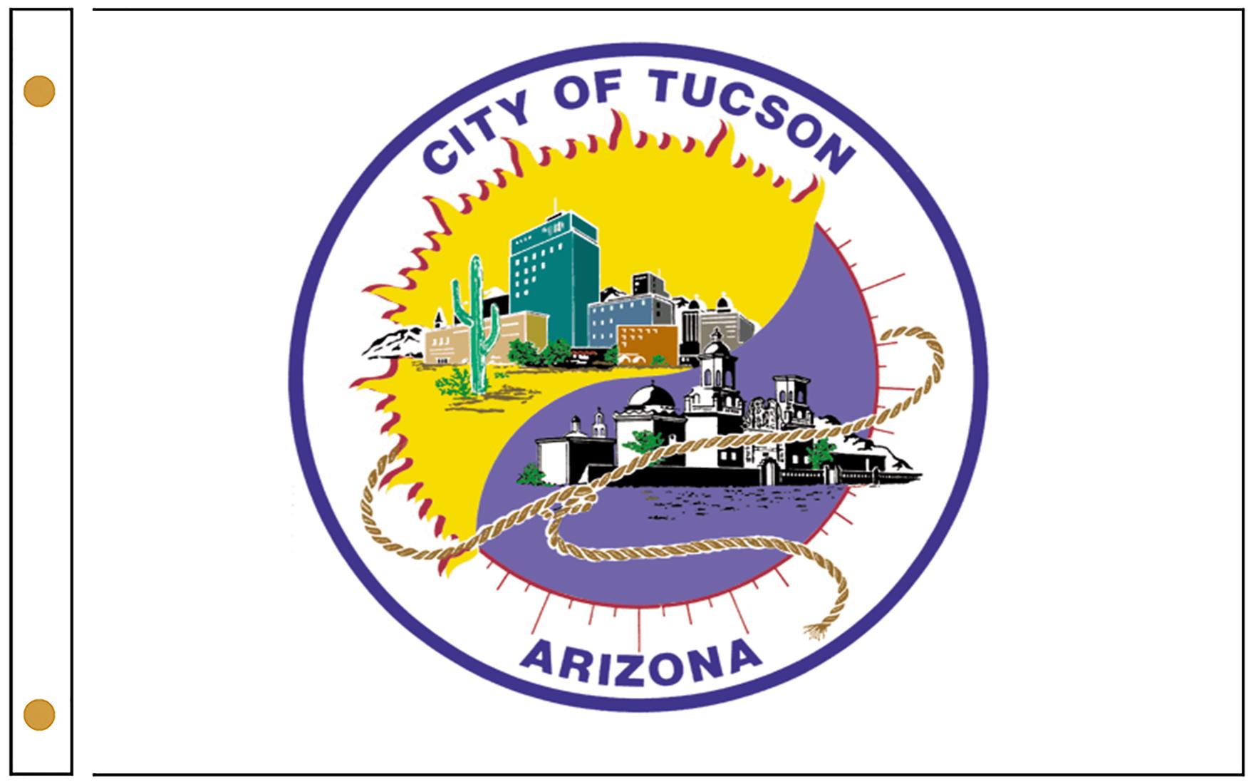 Tucson AZ Flags