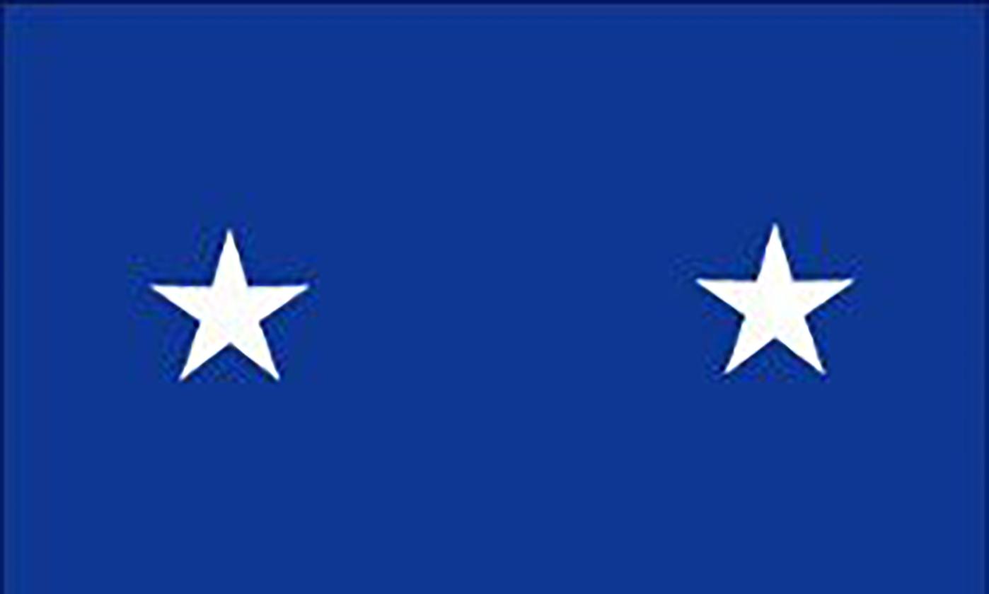 US Air Force Major General Flags