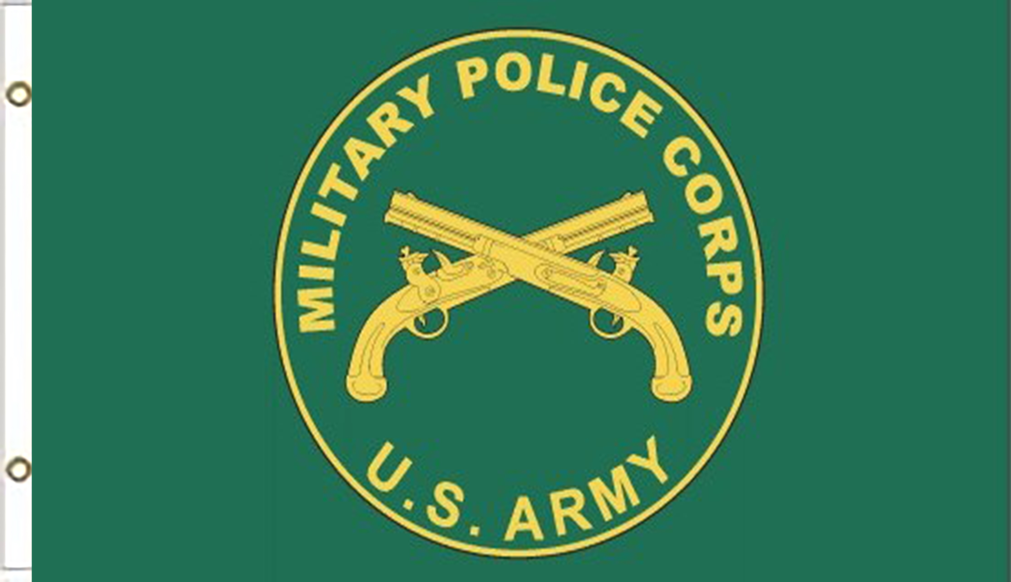 US Army Military Police Flags