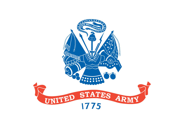 US Army Outdoor Flags