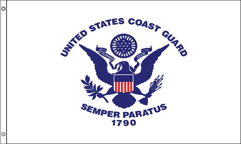 US Coast Guard Outdoor Flags