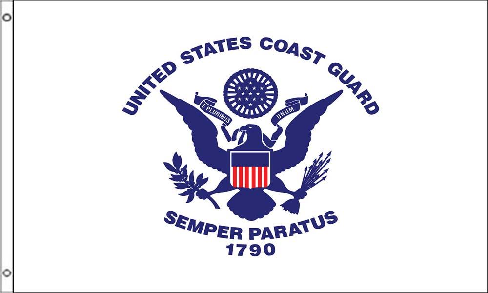US Coast Guard Outdoor Flags