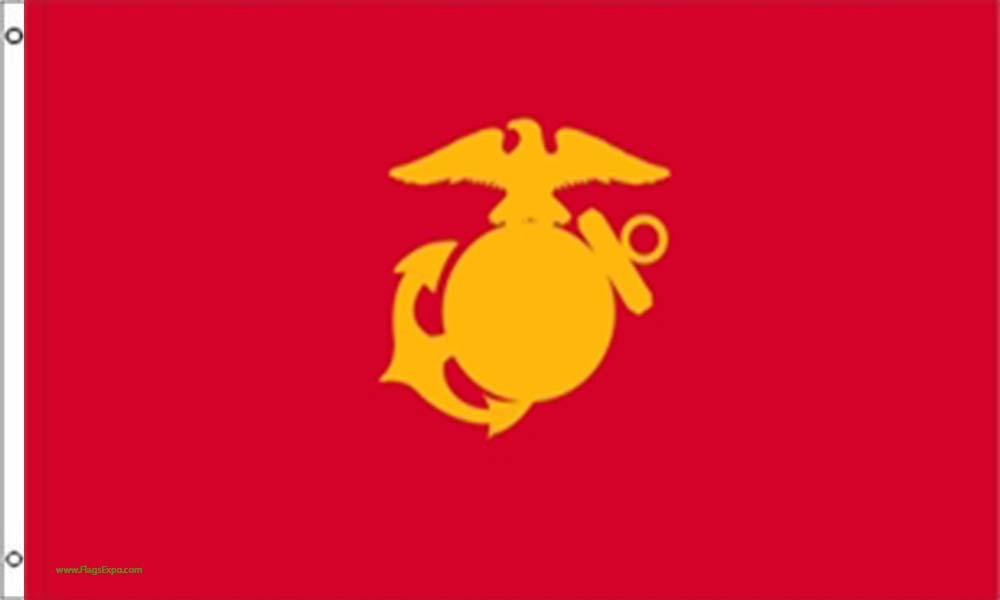 US Marine Corps Guidon Flags