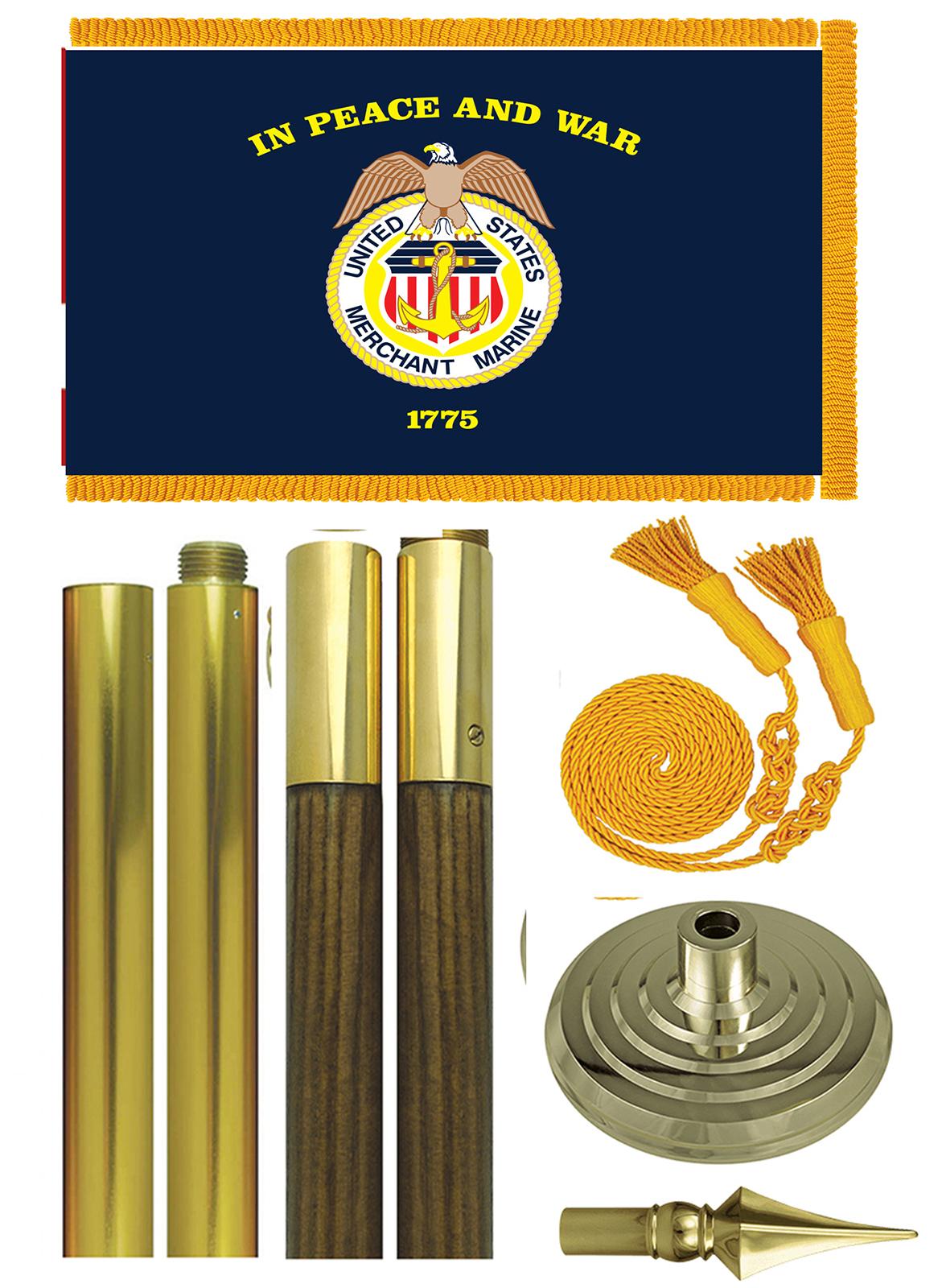 US Merchant Marine Parade Set