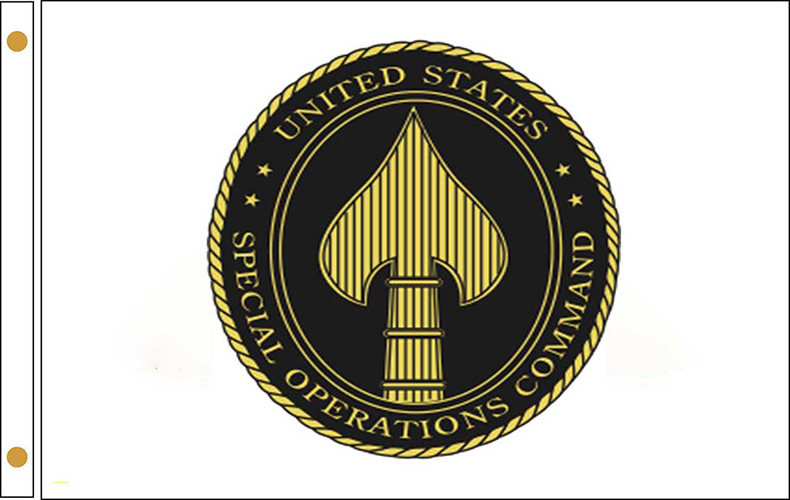 US SOCOM Outdoor Flags
