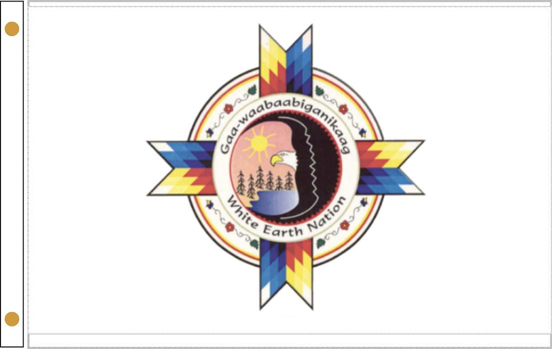 White Earth Ojibwe Flags