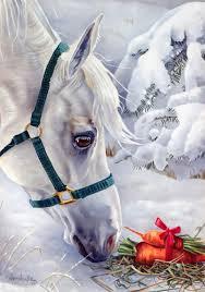White Horse Flag