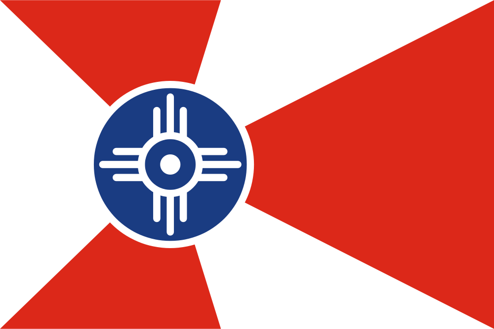 Wichita Kansas Flags