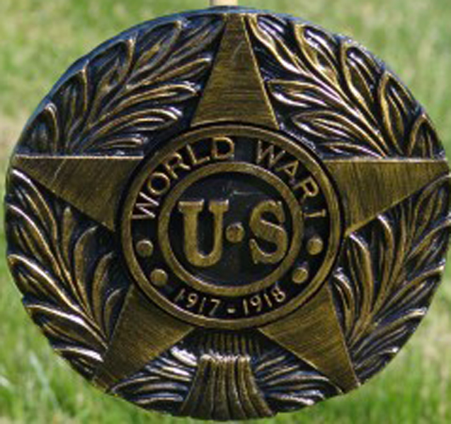 World War I Grave Markers