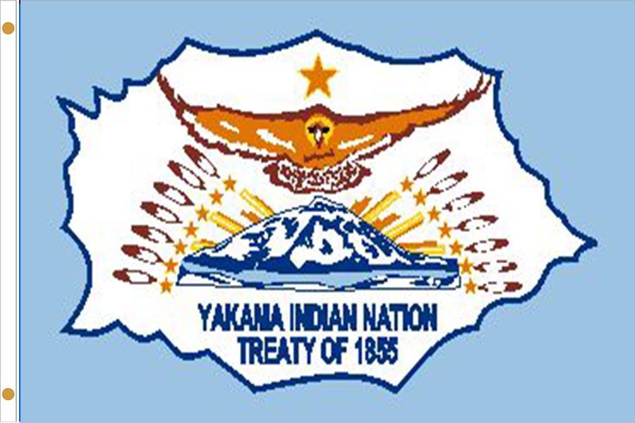 Yakama Tribe Flags