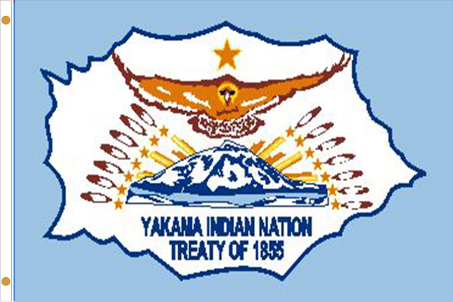 Yakama Tribe Flags
