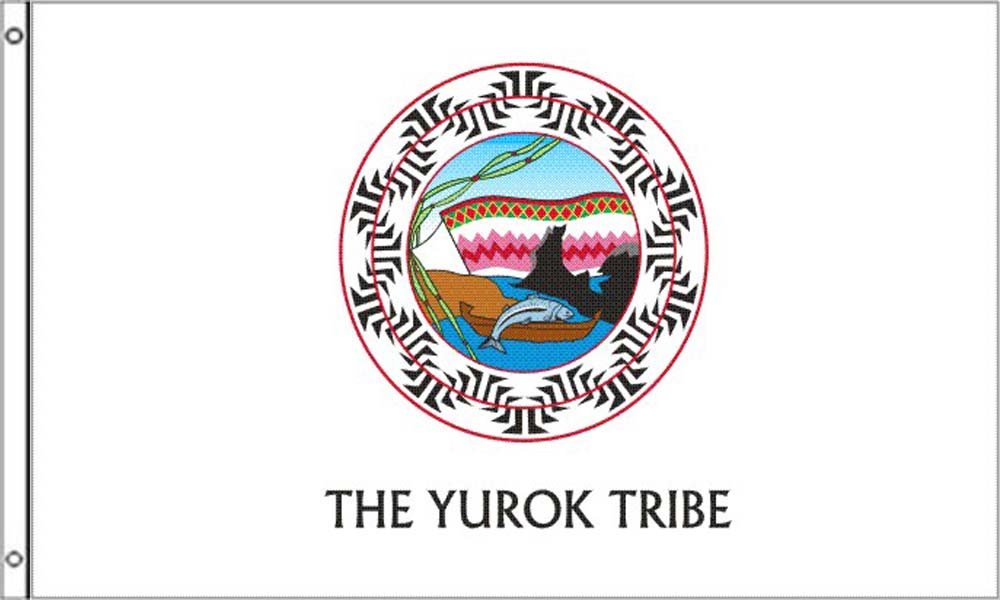 Yurok Tribe Flags